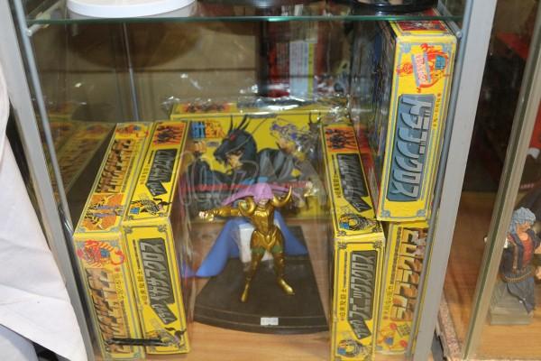 PARIS MANGA 20e édition jouet vintage
