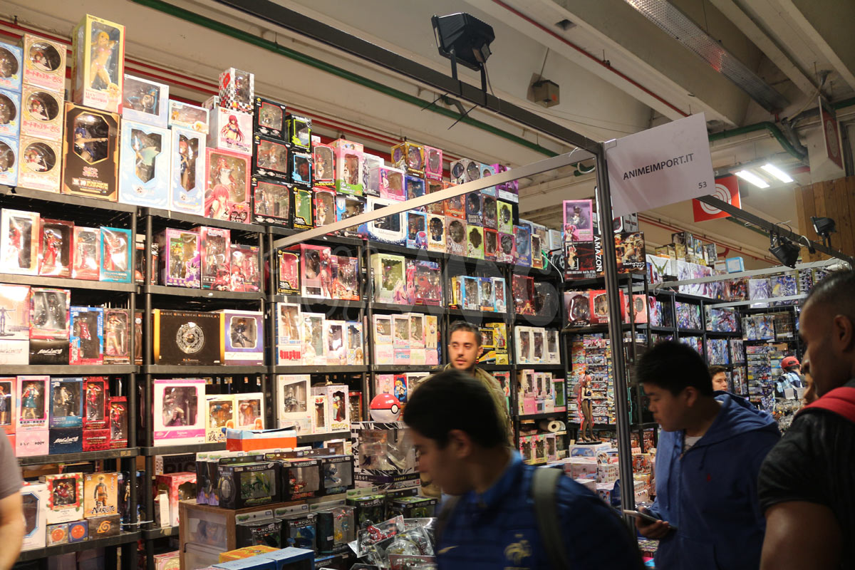 Reportage paris manga sci fi show 20e dition for Salon du manga paris juillet