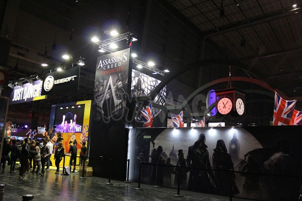 Paris Games Week 2015 Ubisoft
