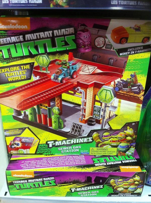 TMNT T-MACHINE