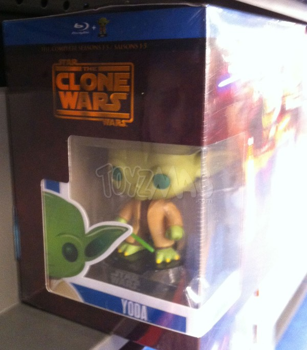 DVD Bluray + POP Funko