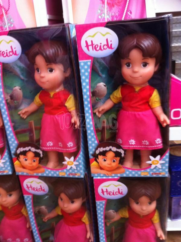 poupée Heidi