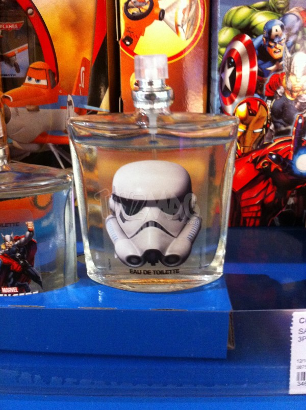 cosmetique Star Wars