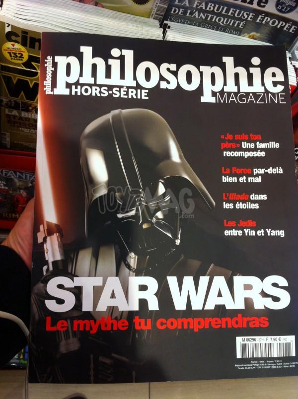 Philosophie magazine Hors-Série Spéciale Star Wars