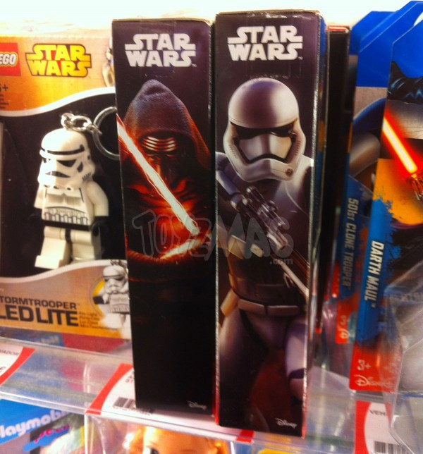 dispo en france star-wars TFA jouets et figurines