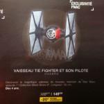 Exclu Fnac : Tie Fighter Black Series 6 et Furbacca