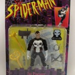 Instant Vintage Spider-Man The Punisher (ToyBiz 1995)