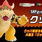 S.H.Figuarts Bowser & Koopa stage – Super Mario Bros