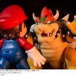 S.H.Figuarts Bowser & Koopa stage - Super Mario Bros