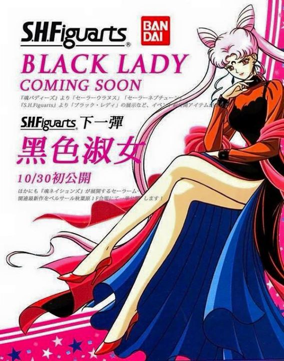 S.H.Figuarts Black Lady