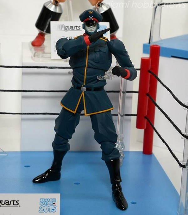 SHFiguarts Kinnikuman Blocken jr
