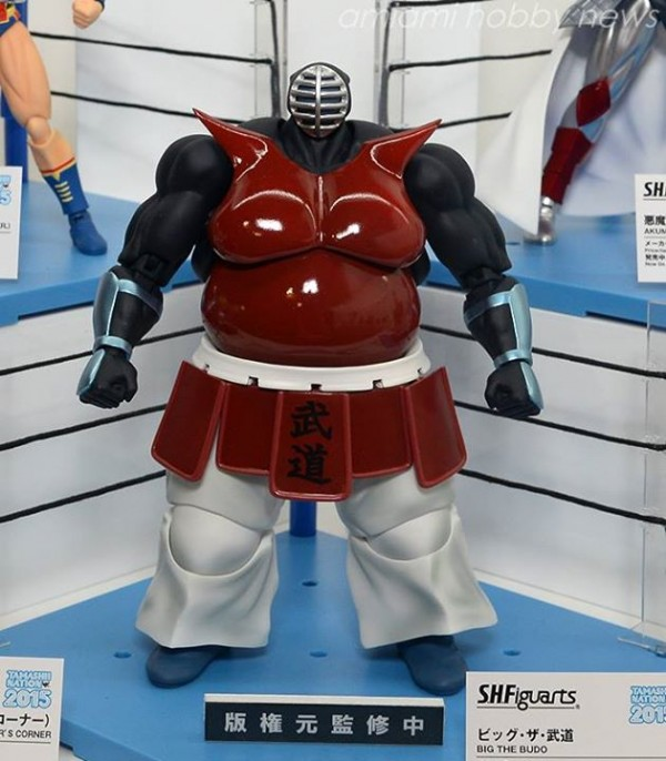 S.H.Figuarts BIG the Budo