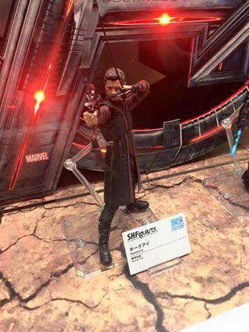 S.H.Figuarts Avengers Series Hawkeye