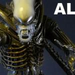 NECA - Alien échelle 1/4 : images de presse