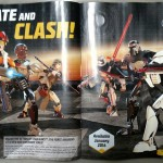 LEGO Star Wars : construisez les héros de l'Episode 7 !