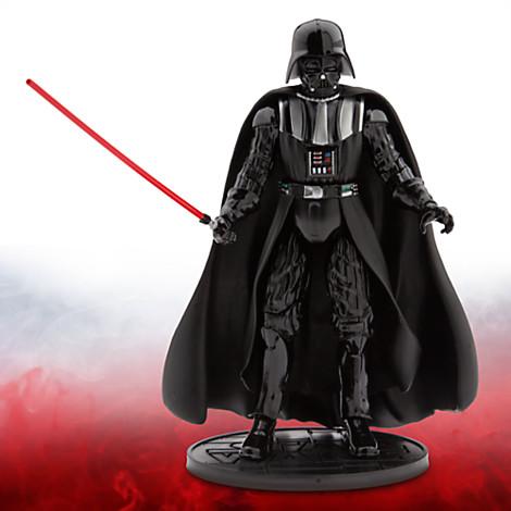 Darth Vader Star Wars Elite Series disponible sur le DisneyStore.fr