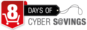 8 Days of Cyber Savings