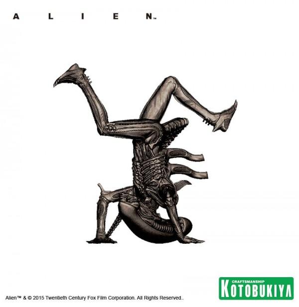 Alien Big Chap Mini Figures par Kotobukiya