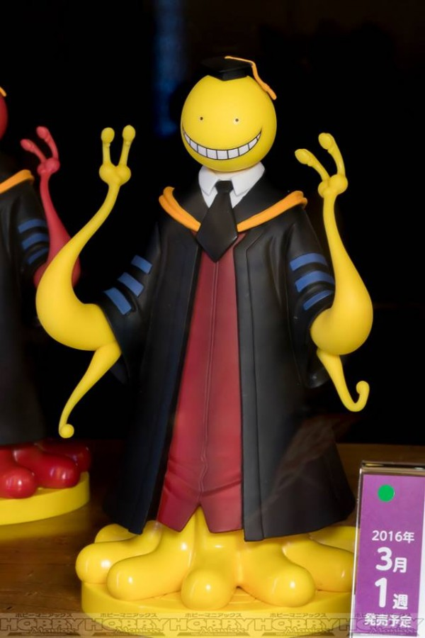 Assassination Classroom par Banpresto