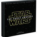 Visuels de la B.O. de Star Wars Le Réveil de la Force