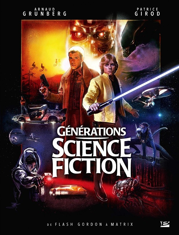 G+®n+®rations Science-Fiction couv HD