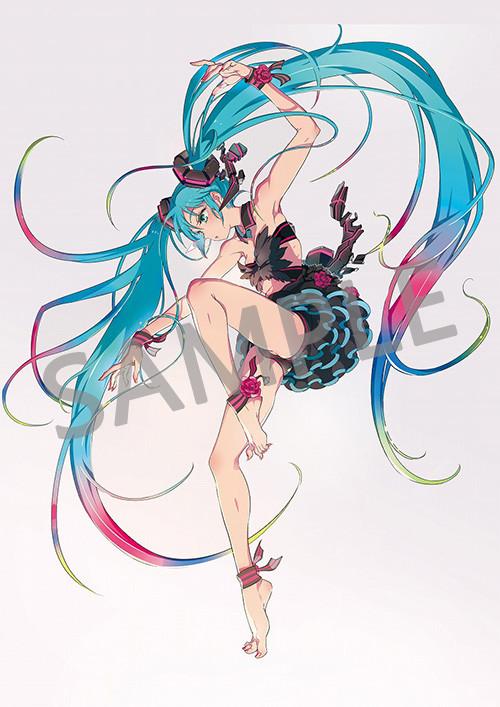 Hatsune Miku: mebae Ver.