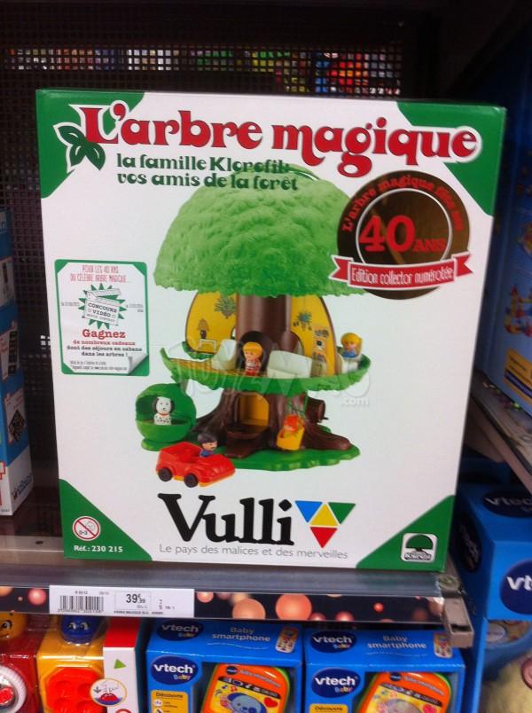 L'Arbre Magique de Vuilli