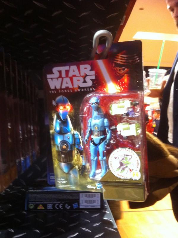 jouet et figurines Star Wars VII Le réveil de la Force - PZ-4CO