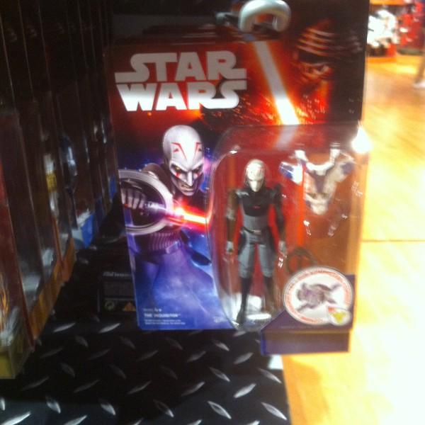 jouet et figurines Star Wars VII Le réveil de la Force - The Inquisitor