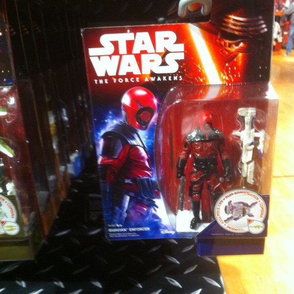 jouet et figurines Star Wars VII Le réveil de la Force - Guavian Enforcer