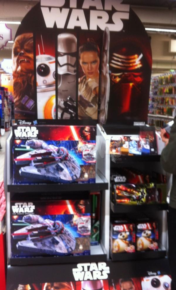 Star Wars The Black Series - Le Réveil de la Force CAptain Phasma