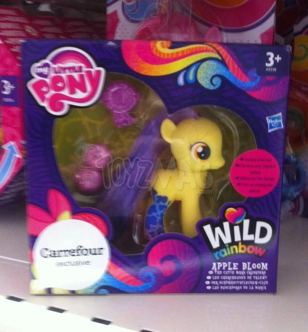 My Little Pony  Wild Rainbow figurines hasbro