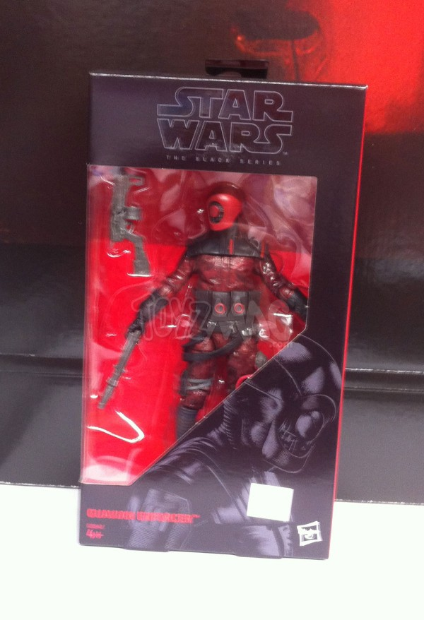 star wars Black Series Wave 2 Guavian  Constable Zuvio Captain Phasma