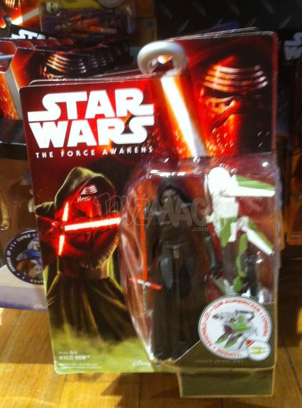 jOUET ET figuriens star wars 7 le réveil de la Force Kylo Ren