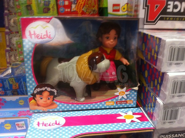 Heidi poupée