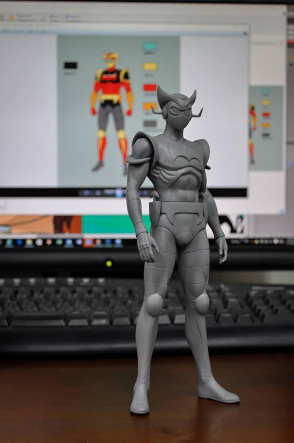 Kotetsu Jeeg Change Cyborg