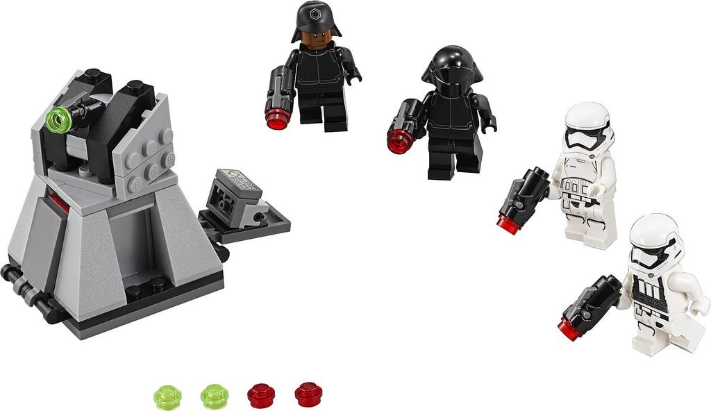 Lego star wars encore des nouveaut s pour 2016 for Siege lego france