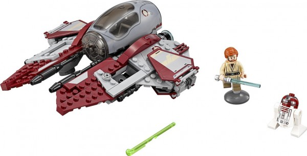 LEGO STAR WARS 75135 Obi-Wan Jedi Interceptor