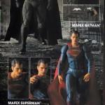 Medicom : Mafex Batman vs Superman