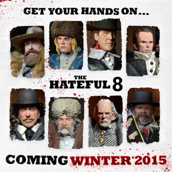 NECA-Hateful-Eight-Preview