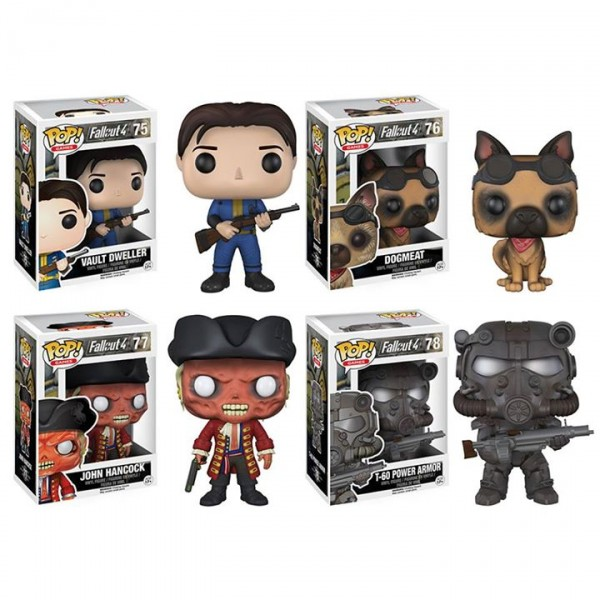 Pop! Games: Fallout 4