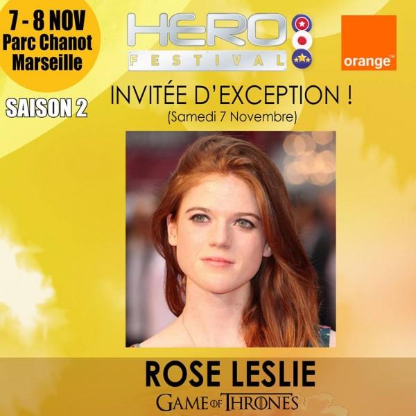 Rose Leslie GOT