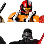 Star Wars 7 : images officielles des figurines LEGO