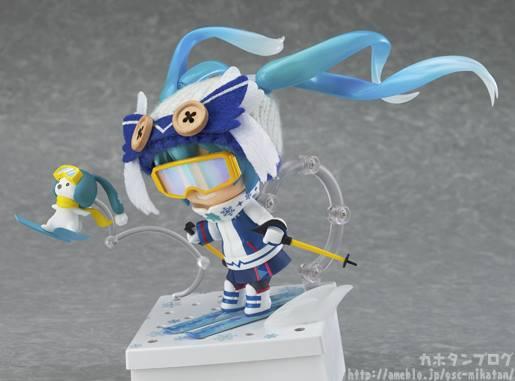 Snow Miku 2016 Figma Nendoroid