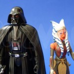 Star Wars Rebels : Review pack Ahsoka Tano-Darth Vader
