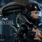 Hot Angel - AVP Alien Girl par Hot toys