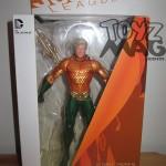 Review : Aquaman New 52 par DC Collectibles