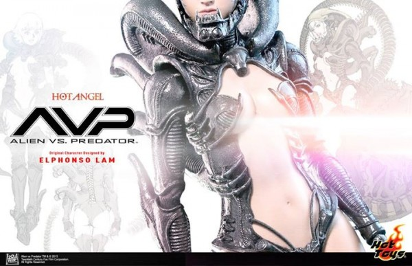 avp hot toys angels