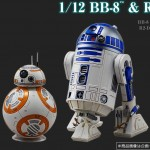 Star Wars : kit BB-8 et R2-D2 par Bandai