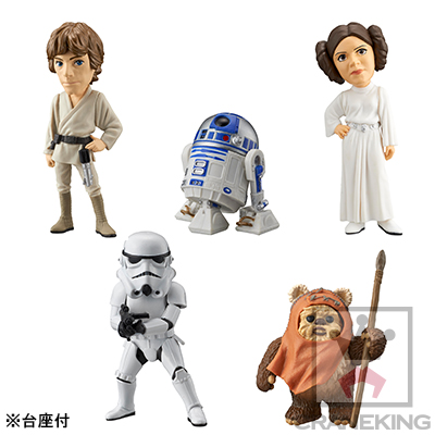 STAR WARS World Collectable Figure(WCF) Vol.2